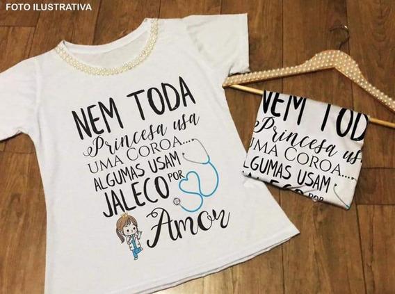 Camisetas Enfermagem Frases Camisetas Curta Com O Melhores