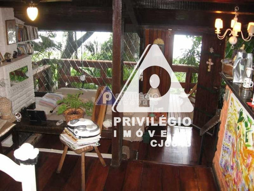 Casa De Rua À Venda, 2 Quartos, 2 Vagas, Vidigal - Rio De Janeiro/rj - 23734
