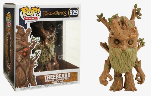 Funko Pop! Movies Señor De Los Anillos Treebeard #529