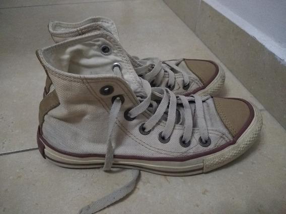 Zapatillas Lona Converse Nro. 35