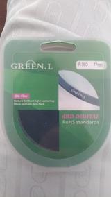 Filtro Infravermelho 760 Green.l 77mm