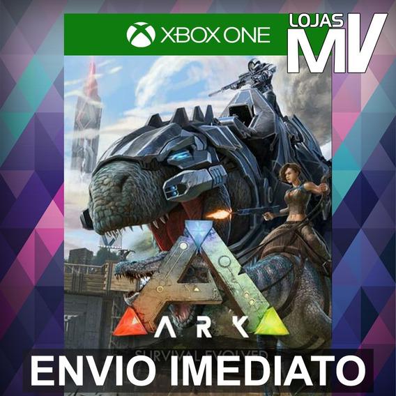 Ark: Survival Evolved - Xbox One Código 25 Dígitos
