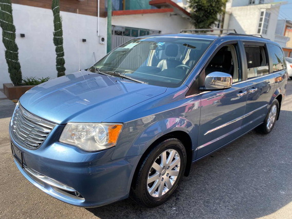 Chrysler Town & Country 3.6 Touring Mt 2012
