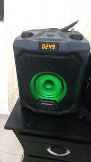 Parlante Portátil Challenger Fiesta Sc 780 Cabina De Audio