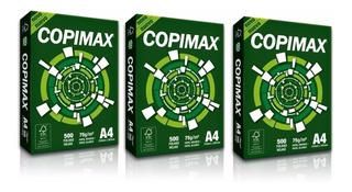 Papel A4 Para Impresora Fotocopias 500 Hojas 75 Grs