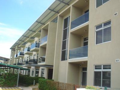 Alquilo Apartamento En Condominio San Jose Santa Ana