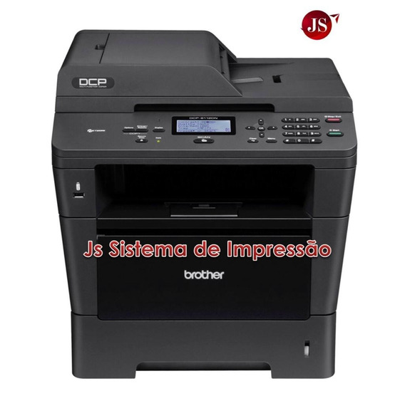 Multifuncional Laser Brother Dcp-8512dn Seminova