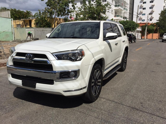 Toyota 4 Runner 2016 Limited