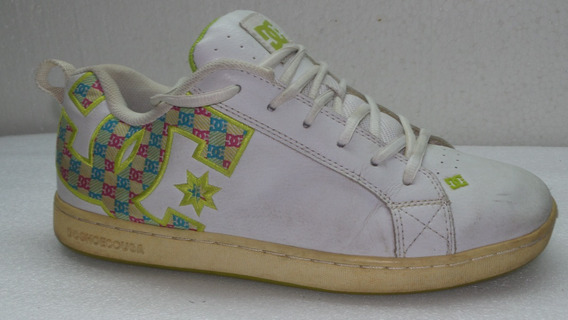 Zapatillas Dc Mujer Us9.5 - Arg 42.5 Usadas All Shoes