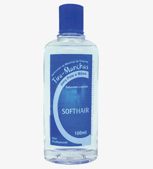 Sabonete Líquido Tira-manchas 100 Ml Softhair