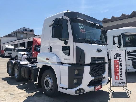 Ford Cargo 2842 Aut. Truck Baixa Km= Fh440 Vw 25390 2540