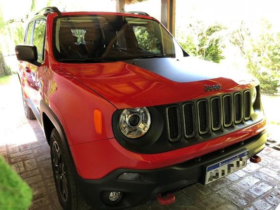 Vendo Jeep Renegade Trailhawk 2.0 Turbo Diesel 4x4 At 9