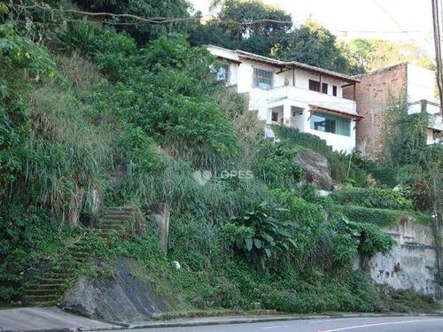 Terreno À Venda, 726 M² Por R$ 650.000,00 - São Francisco - Niterói/rj - Te3386