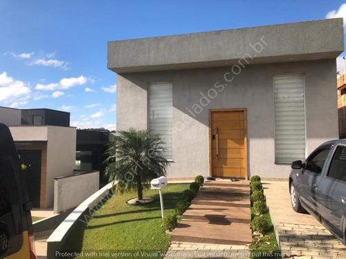 Casa Em Condomínio Para Venda Em Atibaia, Condomínio Terras De Atibaia 1, 5 Dormitórios, 3 Suítes, 5 Banheiros, 3 Vagas - Ca0309_2-1040405