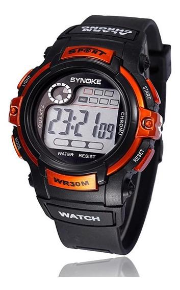 Relógio Infantil Synoke