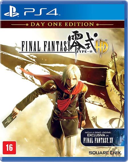 Final Fantasy Type-0 Hd - Playstation 4 - S. G.