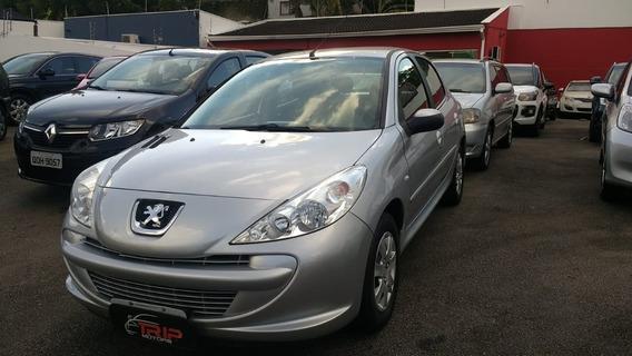 Peugeot 207 Xr 1.4 Flex Completo Impecável!!