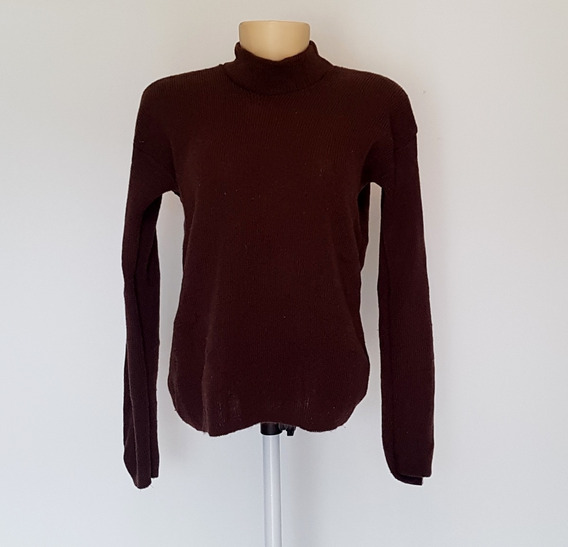 Blusa De Lã Segunda Pele Casaco Frio Suéter Echarpe