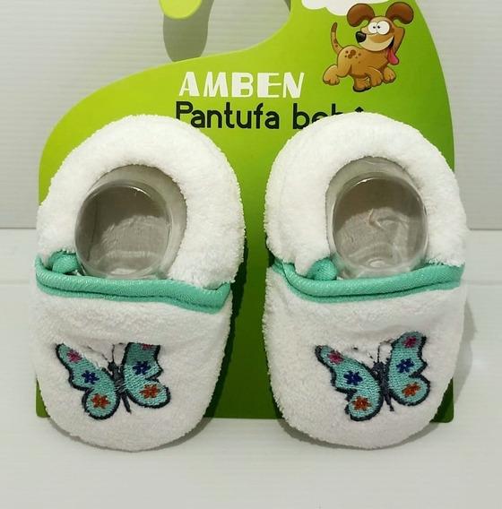 Pantufa Sapatinho Bebê Infantil -15 A 20 Meses- Baby - Kids