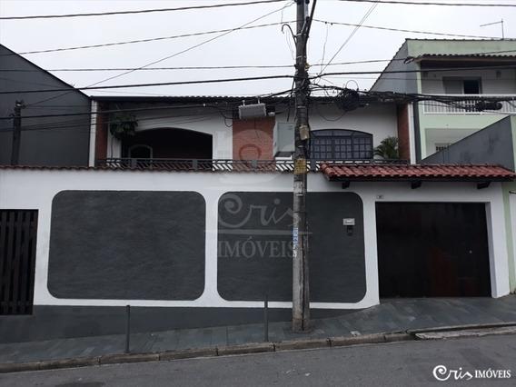 Casa Em Jardim Anchieta - Mauá - Sp - 30/17