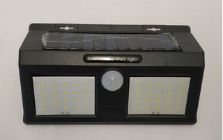 Lampara De Sensor Solar