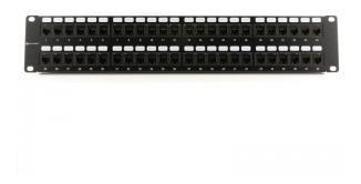 Patch Panel Lantek Ltkc5p48p Cat5e 48 Puertos