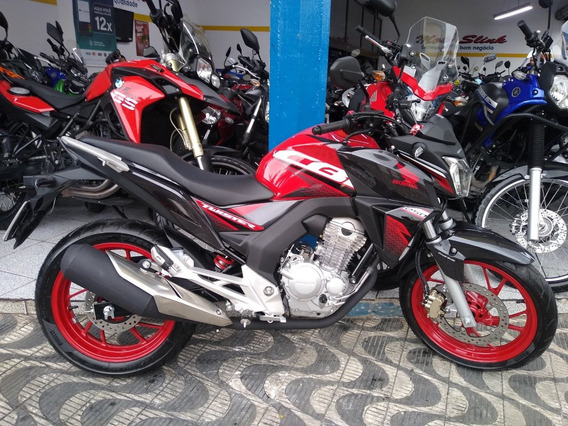 Honda Cb Twister 250 Cbs 2020 Moto Slink