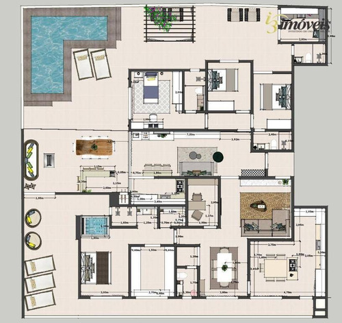 Sun Coast, Apartamento Diferenciado Com 3 Dormitórios Sendo 1 Suíte, 2 Vagas De Garagem, Lozalizado No Bairro Fazenda, Itajaí-sc - Ap1924