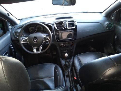 Imagem 1 de 6 de Renault Logan 2020 1.0 Zen 12v 4p