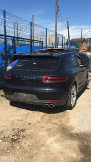 Porsche Macan 2015 Sucata Para Venda De Peças
