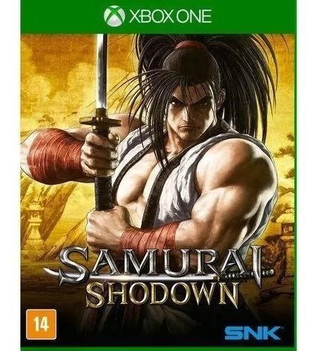 Samurai Shodown Xbox One Mídia Física Nacional Lacrado - Rj