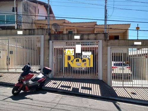 Sobrado À Venda, 100 M² Por R$ 490.000,00 - Jardim Jaraguá - São Paulo/sp - So0826