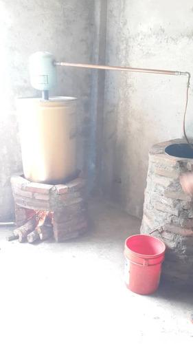Imagen 1 de 7 de Fabricación De Alambiques Destiladores Por Encargo