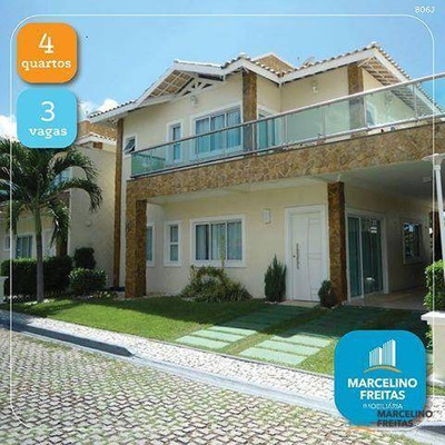 Casa Residencial À Venda, Presidente Kennedy, Fortaleza - Ca1157. - Ca1157