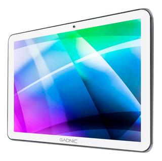 Tablet Gamer Gadnic 10,1 4k Ips + Chip Celular 3g 4g 32gb 2gb Ram