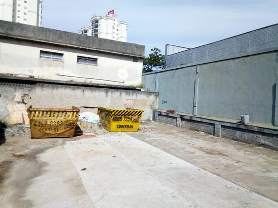 Aluga-se Terreno Comercial No Bairro Rugde Ramos Em Sao Bernardo Do Campo - L-29491