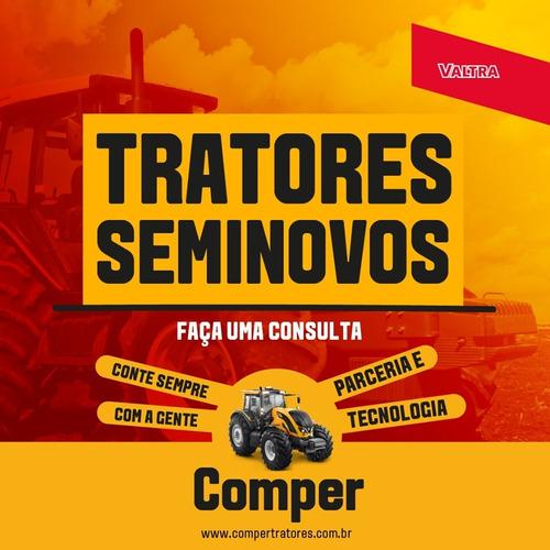 Trator New Holland Seminovo