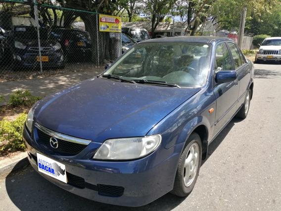 Mazda Allegro 2003 Motor 1.4