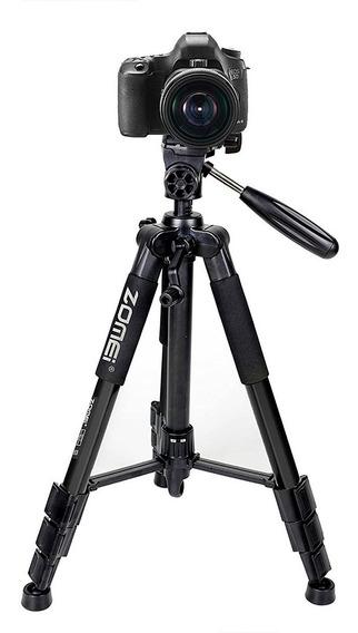 Tripe Zomei Q111 Profissional (dslr) - Canon, Nikon, Sony