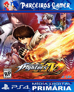 The King Of Fighters Xiv - Ps4 1 - Dgital - Combate Promoção