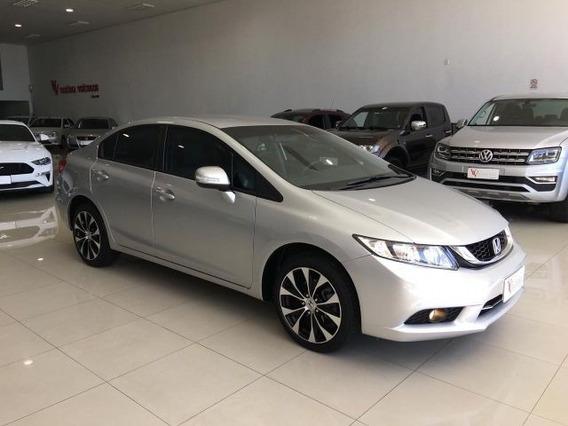 Honda Civic Lxr 2.0 16v Flex, Ivy9497