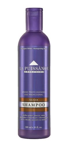 Shampoo Matizador Silver La Puissance Violeta X 300