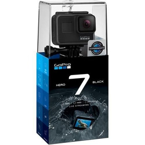 Gopro Hero 7 Black 12mp 4k Com Wi-fi Preta Lacrada!!