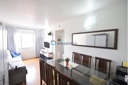 Apartamento Impecável, Planejado, Andar Alto Na Vila Das Mercês  Ao Lado Do Posto Policial - Bi28245