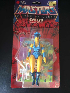 Figura He-man And The Masters Of The Universe Evil-lyn 1983