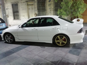 Toyota Altezza Version Limited