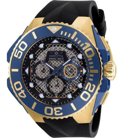 Excelente Reloj Invicta 23960 Coalition Forces 53mm. Nuevo