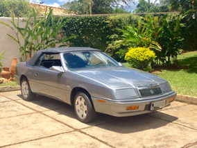 Chrysler Lebaron Conversível 1989