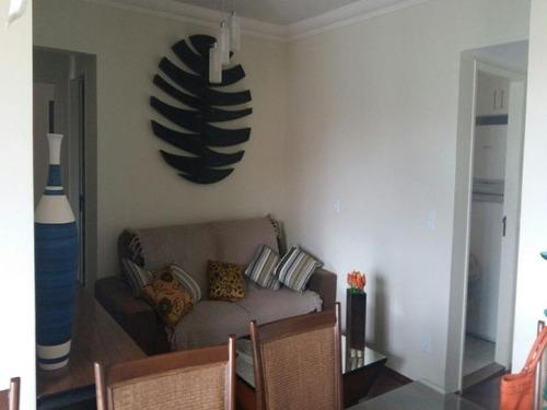 Apartamento À Venda, Vila Gabriel, Residencial Solar De Santana Em Sorocaba-sp, 3 Dormitórios, Área Útil 85,00 M². - Ap0062 - 67639785