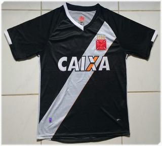 Camiseta Vasco 2017 Preta Camisa Importada Alta Qualidade